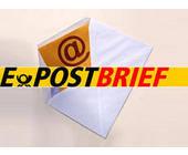 E-Postbrief bis zu vier Tage unterwegs