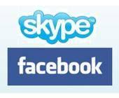 Facebook und Skype kurz vor Dealabschluss