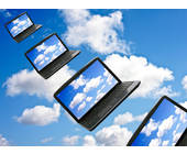 Cloud Computing mit starkem Wachstum (Foto: istock/Nisangha)