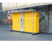 Onlineangriff auf DHL-Packstationen