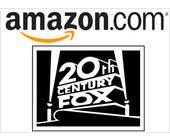 Amazon koopertiert mit Twentieth Century Fox