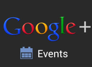 Events bei Google+