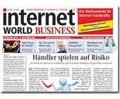 INTERNET WORLD Business 20/2012