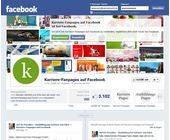 Karriere-Fanpages auf Facebook