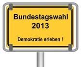Umfrage der Internet World Messe zur Bundestagswahl