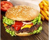 Burger zahlen übers Smartphone