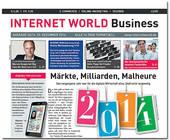 Die neue Ausgabe der INTERNET WORLD Business