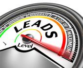 Maschine die anzeigt, wie viele Leads man generiert hat