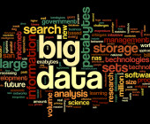 Big Data Worthaufen