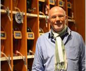Markus Kuhnke, Betreiber des Süßwarenladens Naschkatzenparadies