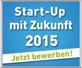 Start-up mit Zukunft 2015