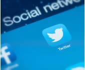Twitter App auf Smartphone