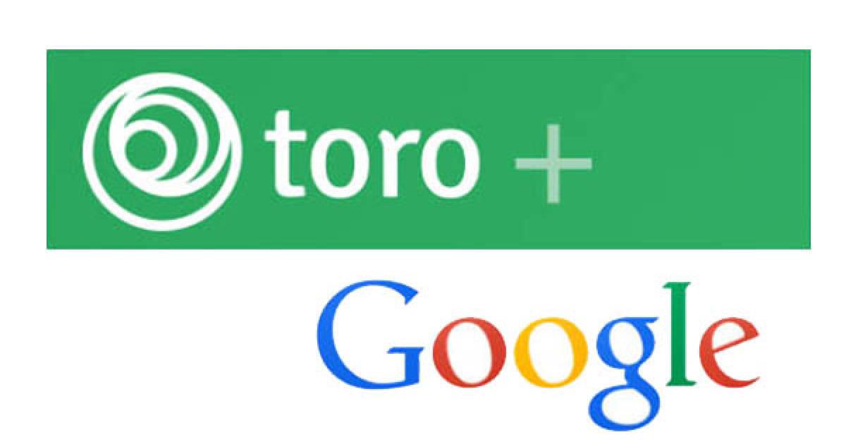 Google kauft Marketing-Start-up Toro