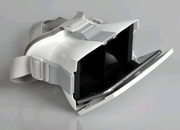 virtual reality brille von onebutton im test. Black Bedroom Furniture Sets. Home Design Ideas