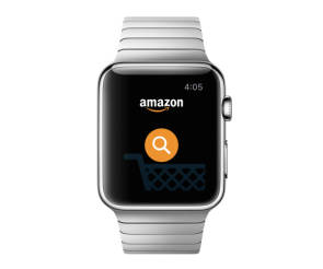Amazon Shopping-App für die Apple Watch