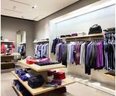 Kaufladen mit Klamotten