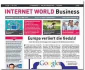 Internet World Business Ausgabe 11-2015