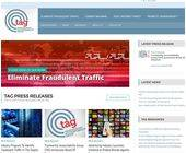 Webseite der Trustworthy Accountability Group