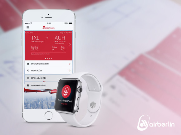 Apple Watch airberlin