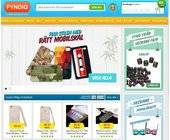 Webseite Fyndiq