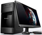 Computer und Bildschirm von lenovo
