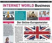 Cover der Ausgabe 15 der INTERNET WORLD Business