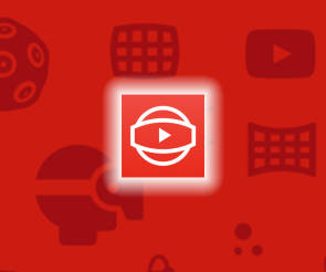 Youtube #360Video Logo
