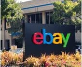 ebay logo vor gebäude