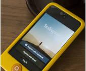 Instagram-App auf dem Smartphone