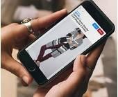 Pinterest auf dem Smartphone