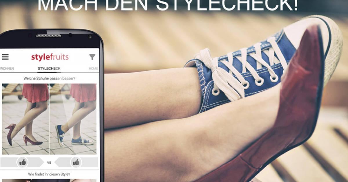 Stylefruits bringt stylecheck f r die app - Stylefruits mobel ...