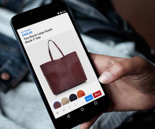 Pinterest launcht eigenen Shop für Buyable Pins