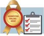 Zertifikat geprüfter Online-Shop