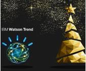 IBM Watson berät Tech-Freaks beim XMAS-Shopping