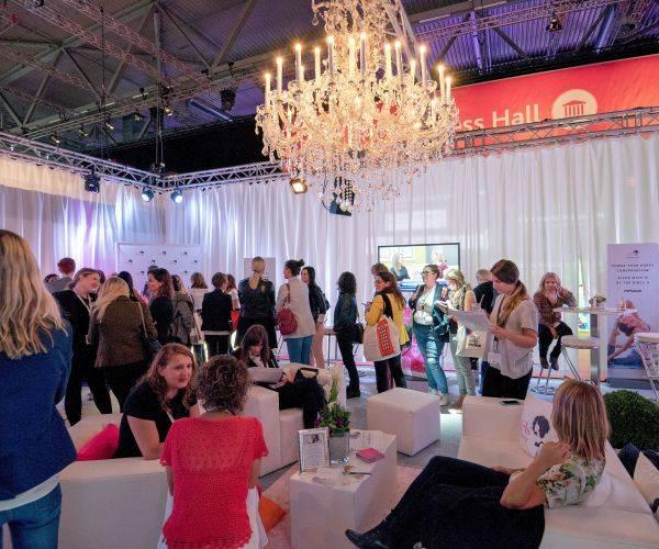 Dmexco Girls Lounge