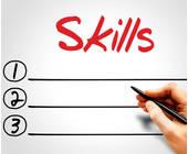 Auflistung von Skills