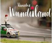 Google Street View im Miniatur Wunderland