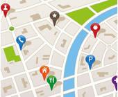 Online Karte