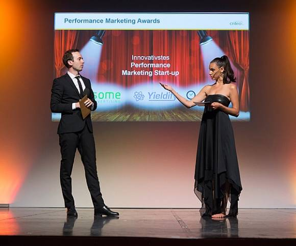 Criteo performance Marketing Award 2015