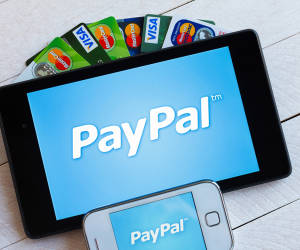 Paypal ermöglicht es, Kauf-Buttons überall einzubinden