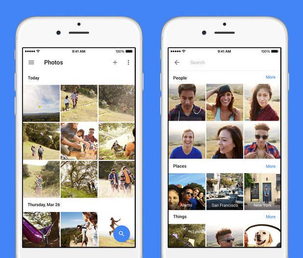 Google Fotos: Picasa-Nutzer sollen auf den neuen Foto-Dienst umsteigen.