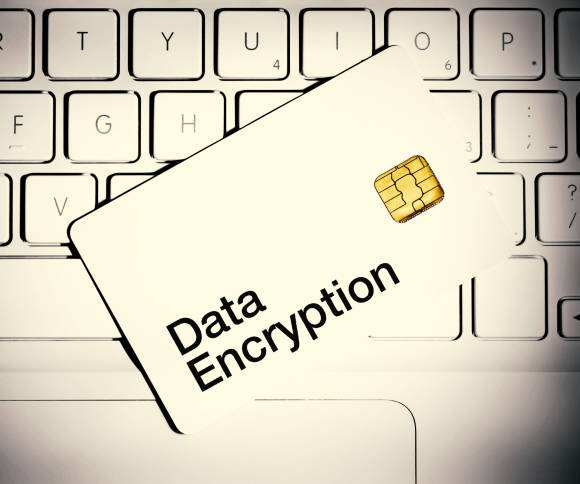 Data Encryption Tastatur