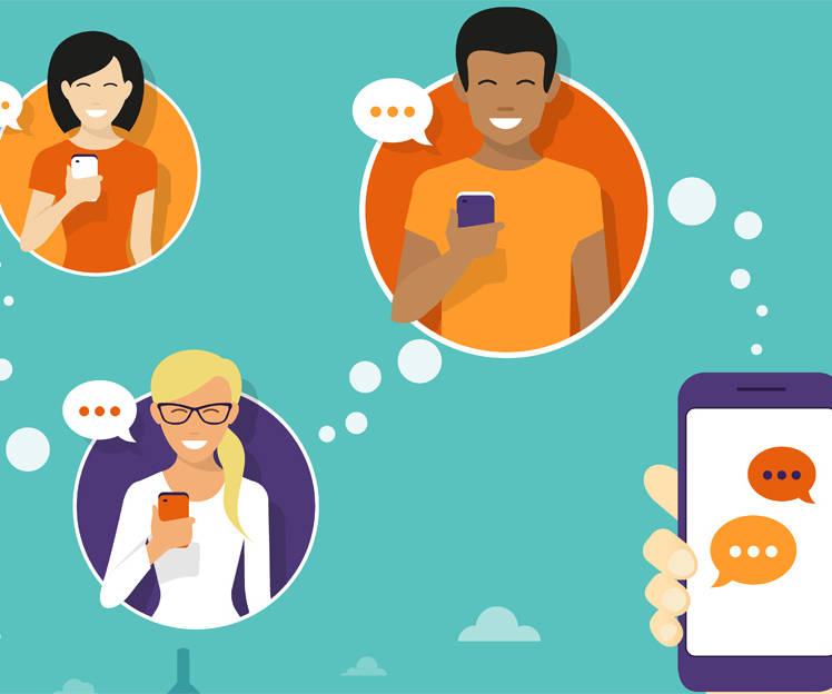 Google arbeitet mit Netzbetreibern an SMS-Nachfolger
