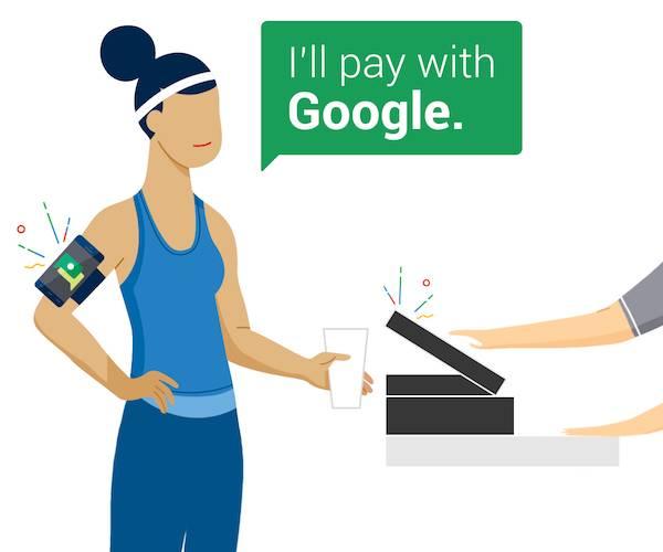 Google testet Bezahlverfahren