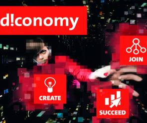 CeBIT 2016: d!conomy - Join, Create, Succeed