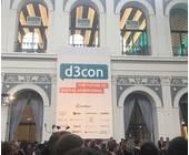 d3con in der Handelskammer Hamburg