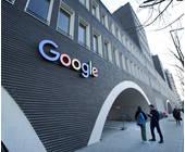 Google Entwicklungszentrum München Eingang