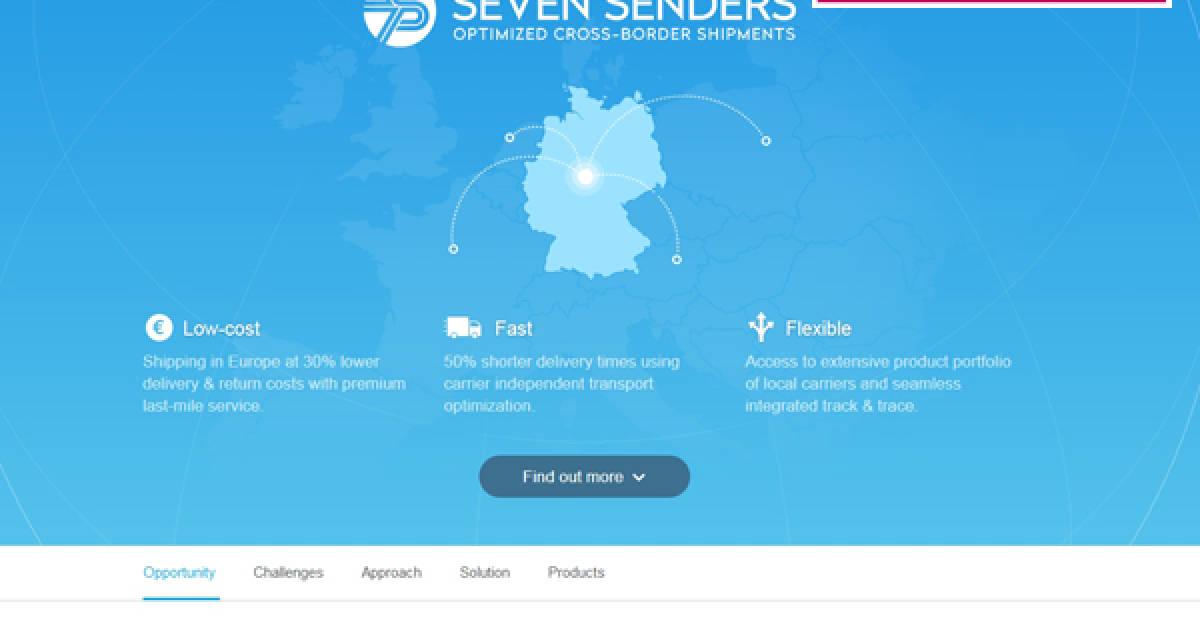 seven senders