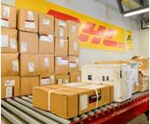 DHL-Paketzentrum