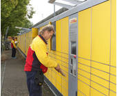 DHL Packstation in Karlsruhe